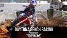 Daytona Supercross - Night Show Bench Racing