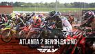 Atlanta 2 Supercross - Timed Qualifying Bench Racing