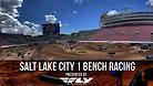 Salt Lake City 1 SX - Night Show Bench Racing