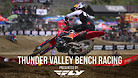 Thunder Valley National - Timed Qualifying Bench Racing