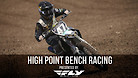 High Point National - Main Races Bench Racing