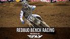 RedBud National - Main Races Bench Racing