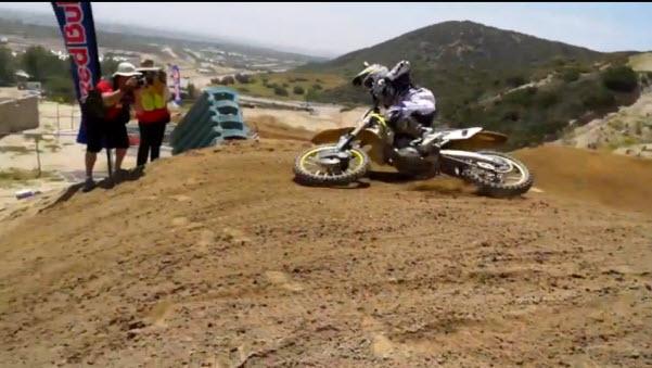 motocross scrub