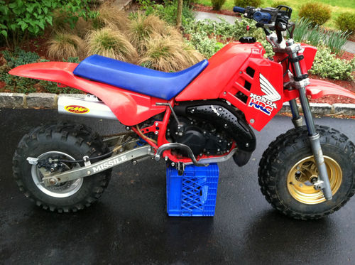 Cool Ebay Find 85 Atc250 2 Wheel Moto Related