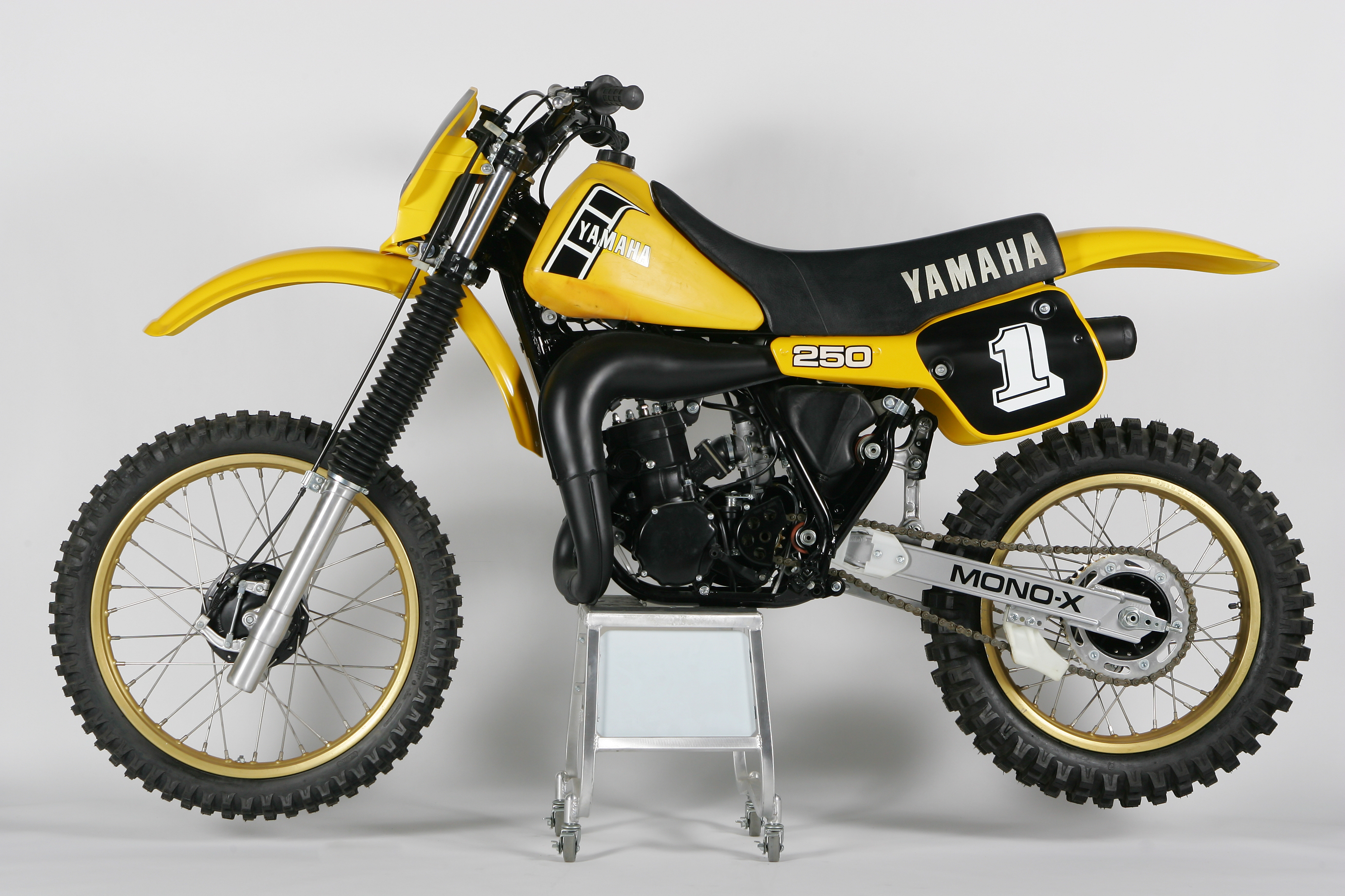 yamaha it. 1982 yamaha yz250 it d