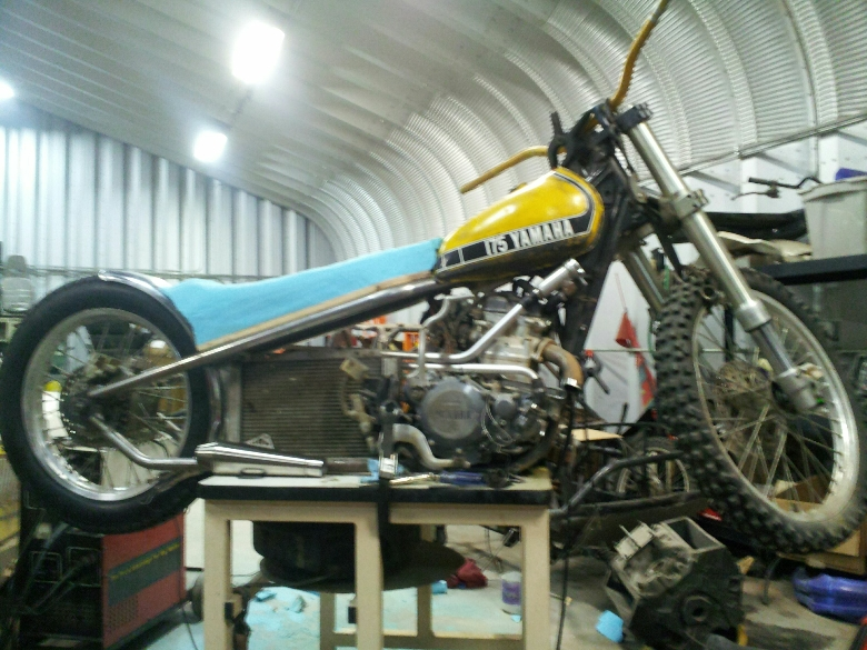 74 yamaha mx 175 tank question old school moto motocross forums