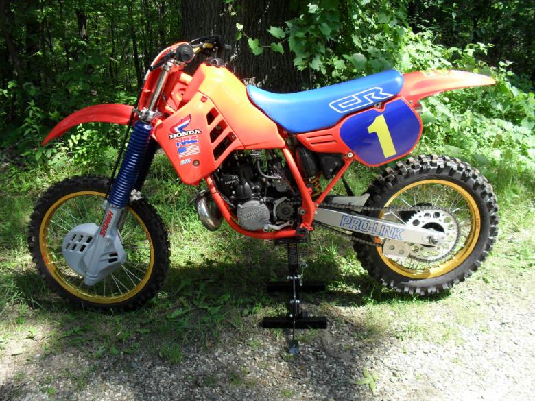 1986 cr250 old school moto motocross forums message boards rh vitalmx com 1995 CR250 1995 CR250