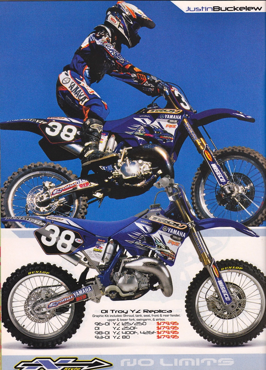 Honda Yamaha Of Troy Through The Years Moto Related
