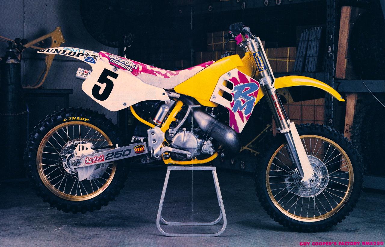 Team Suzuki 1986 2012