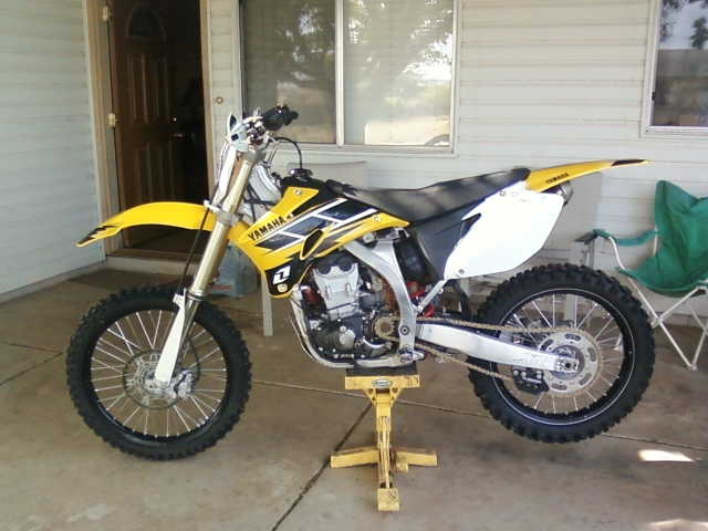 08 vs. 09 YZ450 - Moto-Related - Motocross Forums / Message Boards ...