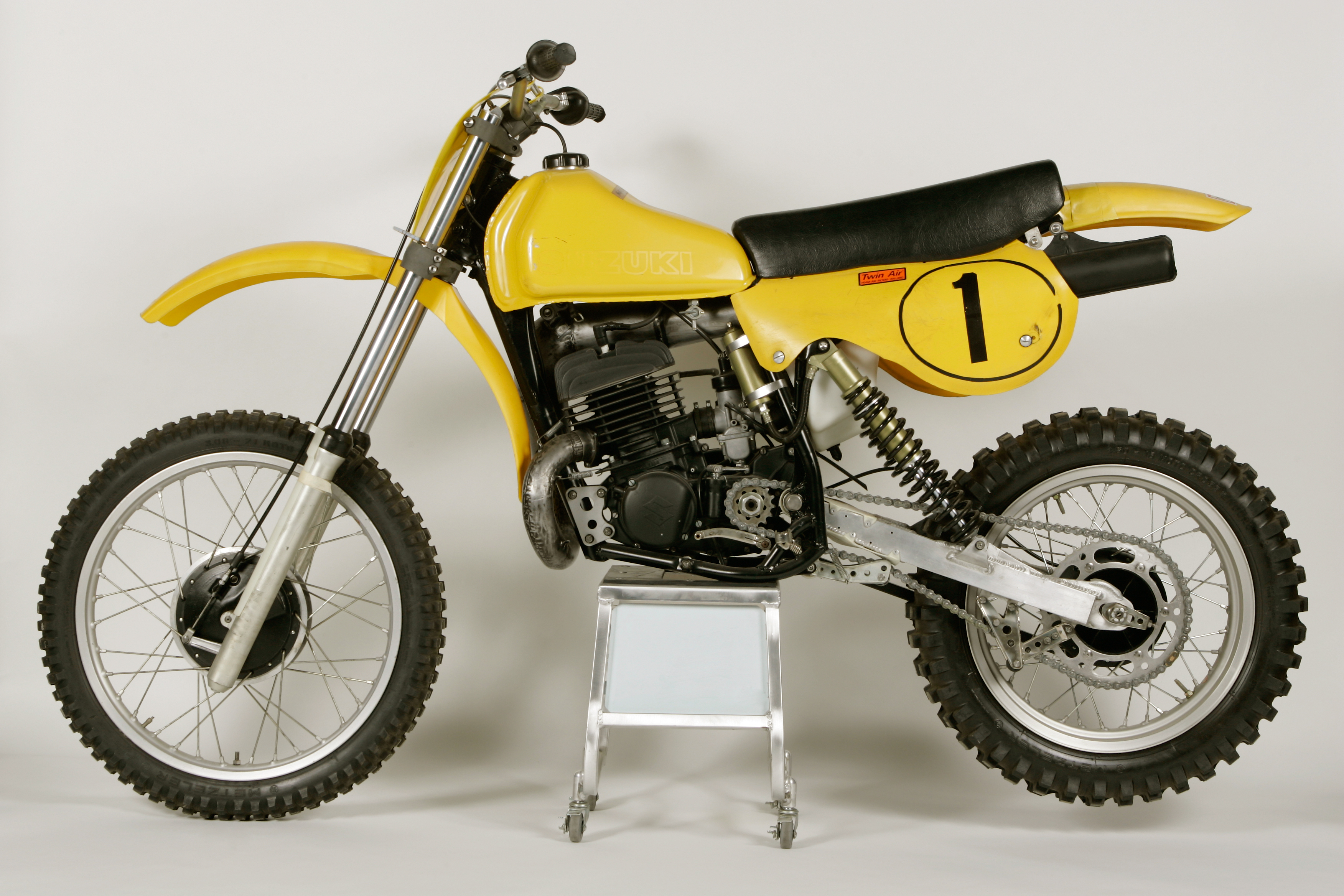 Harry Everts Suzuki