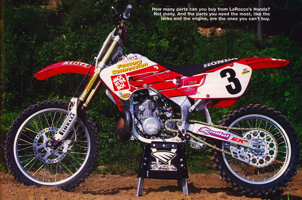 Team Factory Connection Honda Bikes 1998 2012 Moto