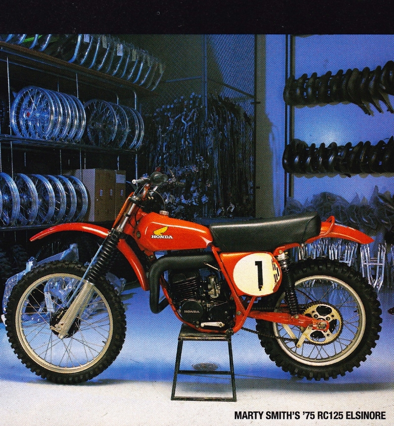 here is a big one team honda factory bikes 1973 2012 moto related motocross forums. Black Bedroom Furniture Sets. Home Design Ideas