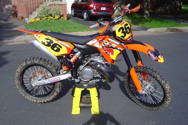 What Is The Difference Between A Ktm Sx And Exc