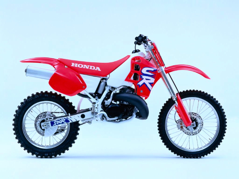 Check Out This Weeks Classic Steel For A Look Back At The 1992 Honda Cr500r Moto Related