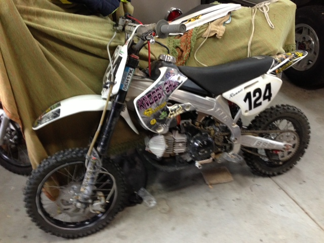 2009 KLX 110 MOD - For Sale/Bazaar - Motocross Forums