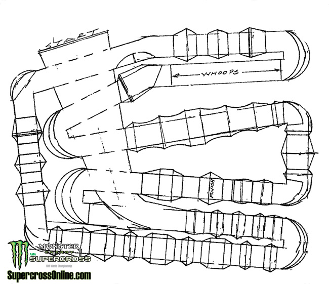 some 2013 sx tracks are up  - moto-related