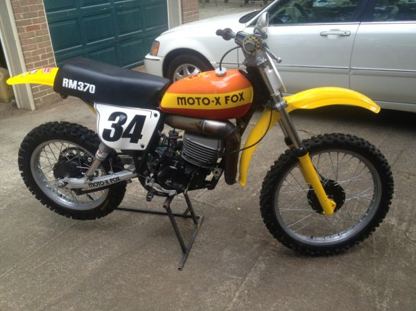 Dirt Bikes On Craigslist >> Craigslist: 1977 RM370 Moto-X Fox - Old School Moto - Motocross Forums / Message Boards - Vital MX