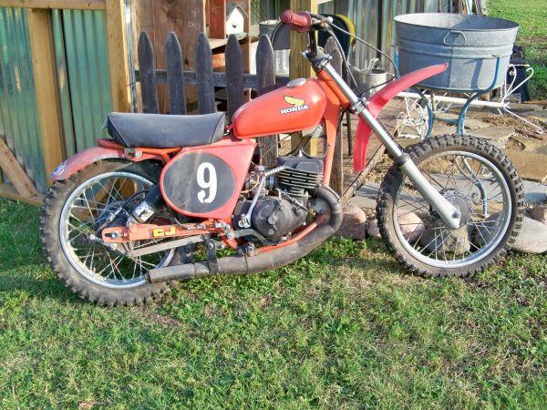 '77 125 National in San Antonio, TX - Old School Moto ...
