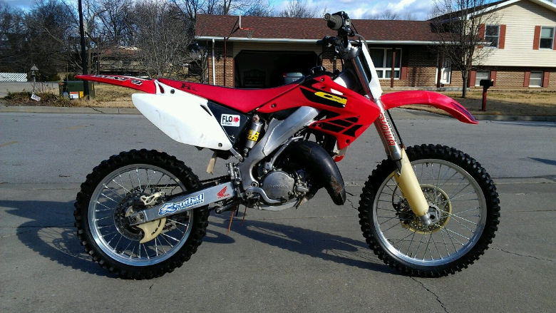2003 cr 125 any good moto related motocross forums. Black Bedroom Furniture Sets. Home Design Ideas