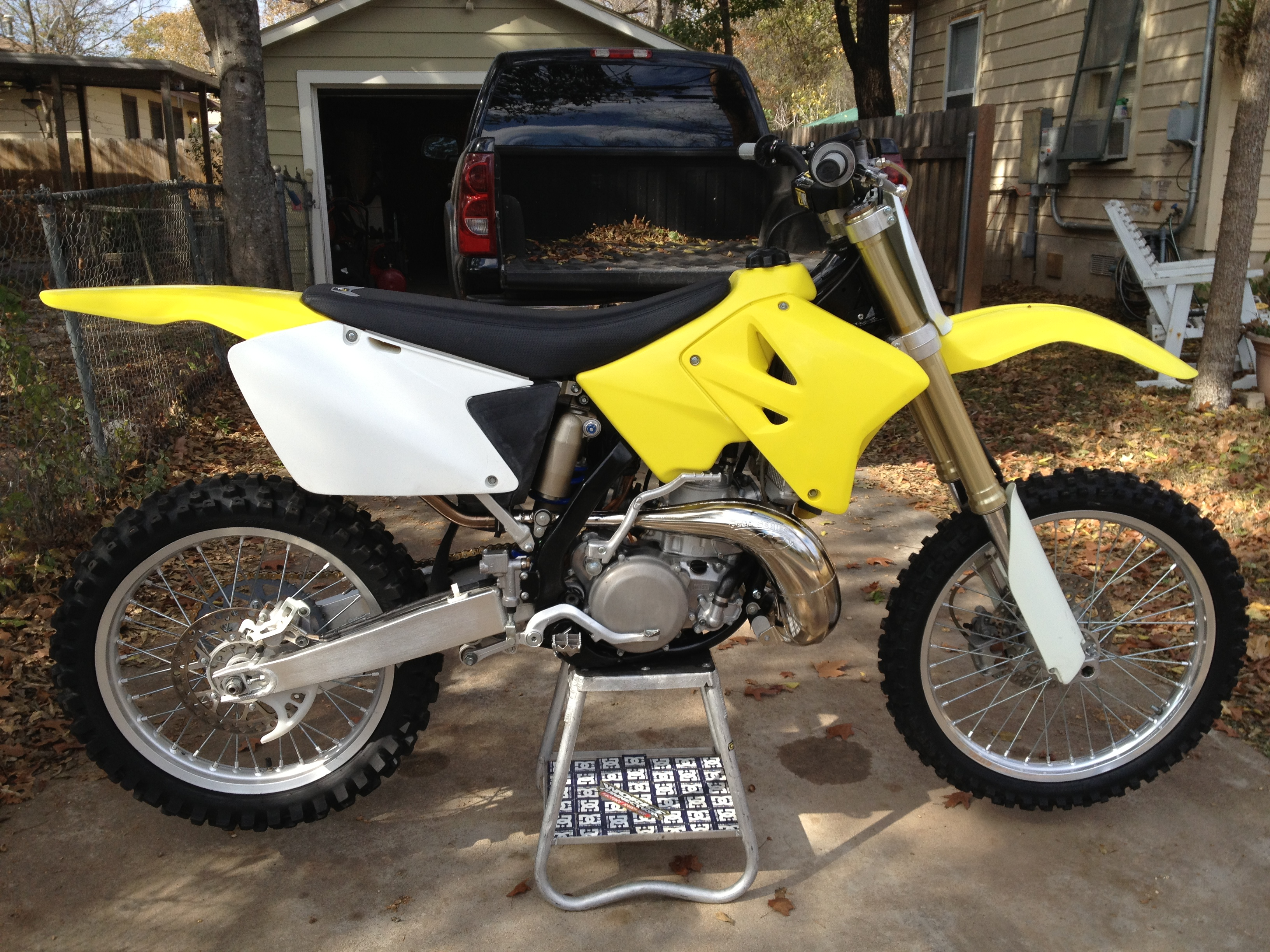 Very Nice 2008 RM-250 for 2-Stroke lovers! - For Sale ...