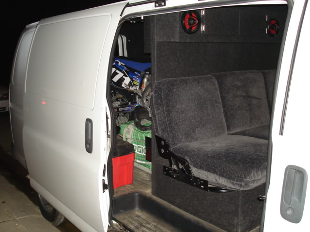 2006 Ford Econoline Van >> Ultimate moto van for sale - Moto-Related - Motocross Forums / Message Boards - Vital MX