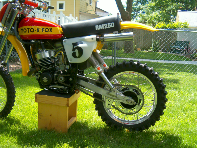 Vintage Suzuki Rm For Sale