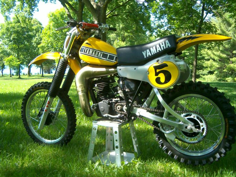 1980 Yz 250 Old School Moto Motocross Forums Message