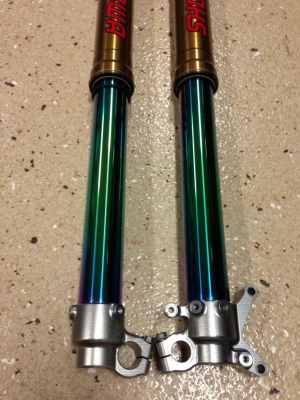 Costa Mesa Honda >> Showa A kit forks Honda CRF $3500 - For Sale/Bazaar - Motocross Forums / Message Boards - Vital MX