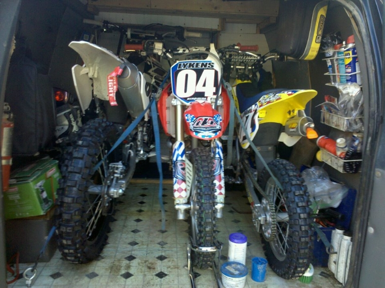 Who S Got A Moto Van Moto Related Motocross Forums