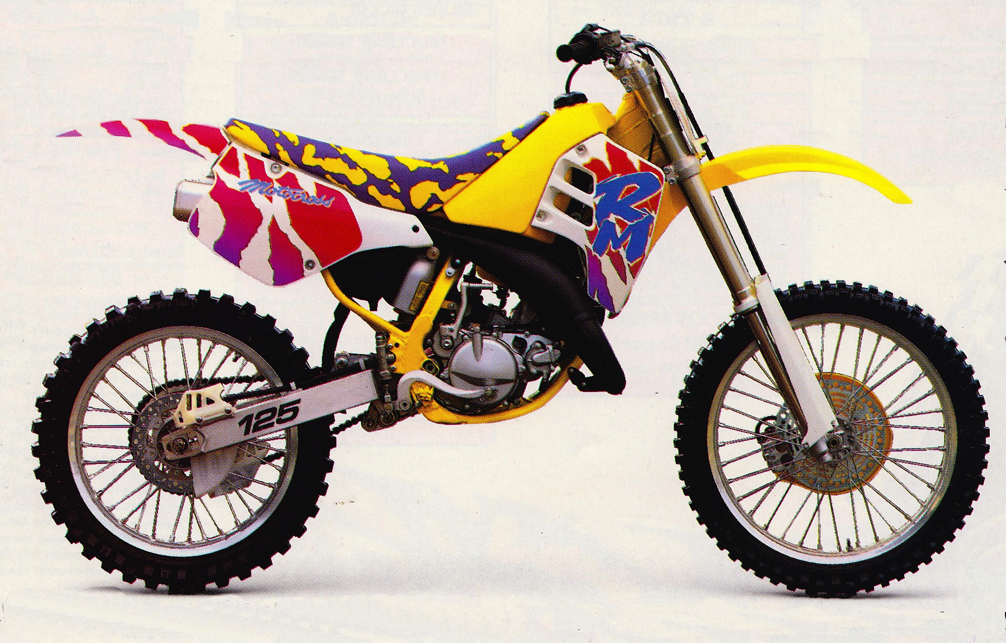 Kawasaki Motocross Bike History