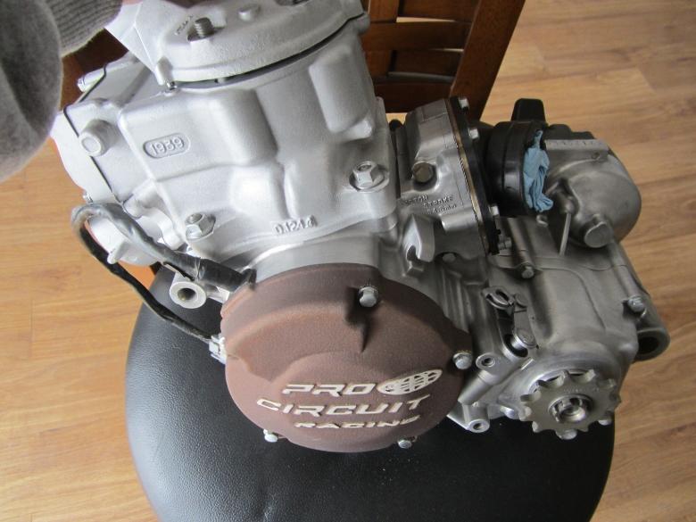 Kawasaki Big Bore Kit