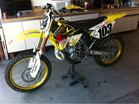 Craigslist finds/ ex pro's bikes - Moto-Related - Motocross