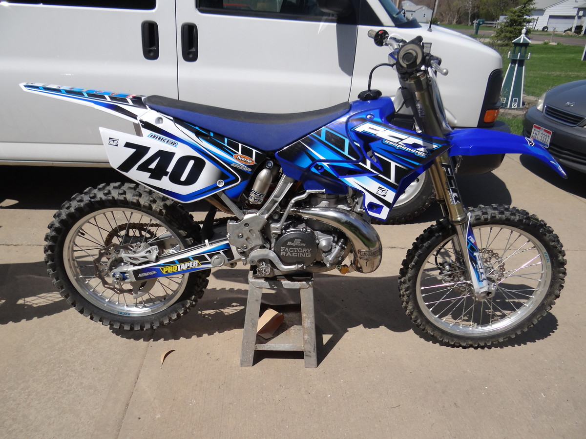 4 Stroke Dirt Bike Locked Up : Ash Cycles