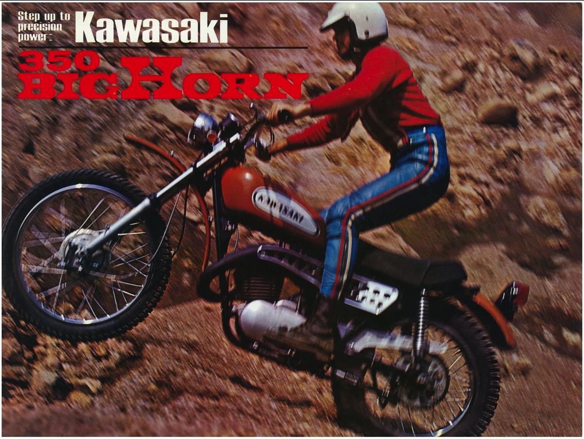 Kawasaki  Bighorn
