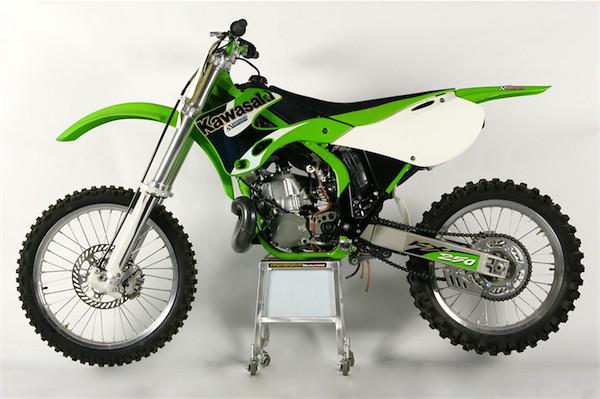 Kawasaki  Kxf Spec