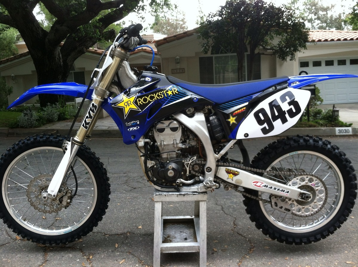 YAMAHA 2008 YZ450F nice - For Sale/Bazaar - Motocross Forums ...