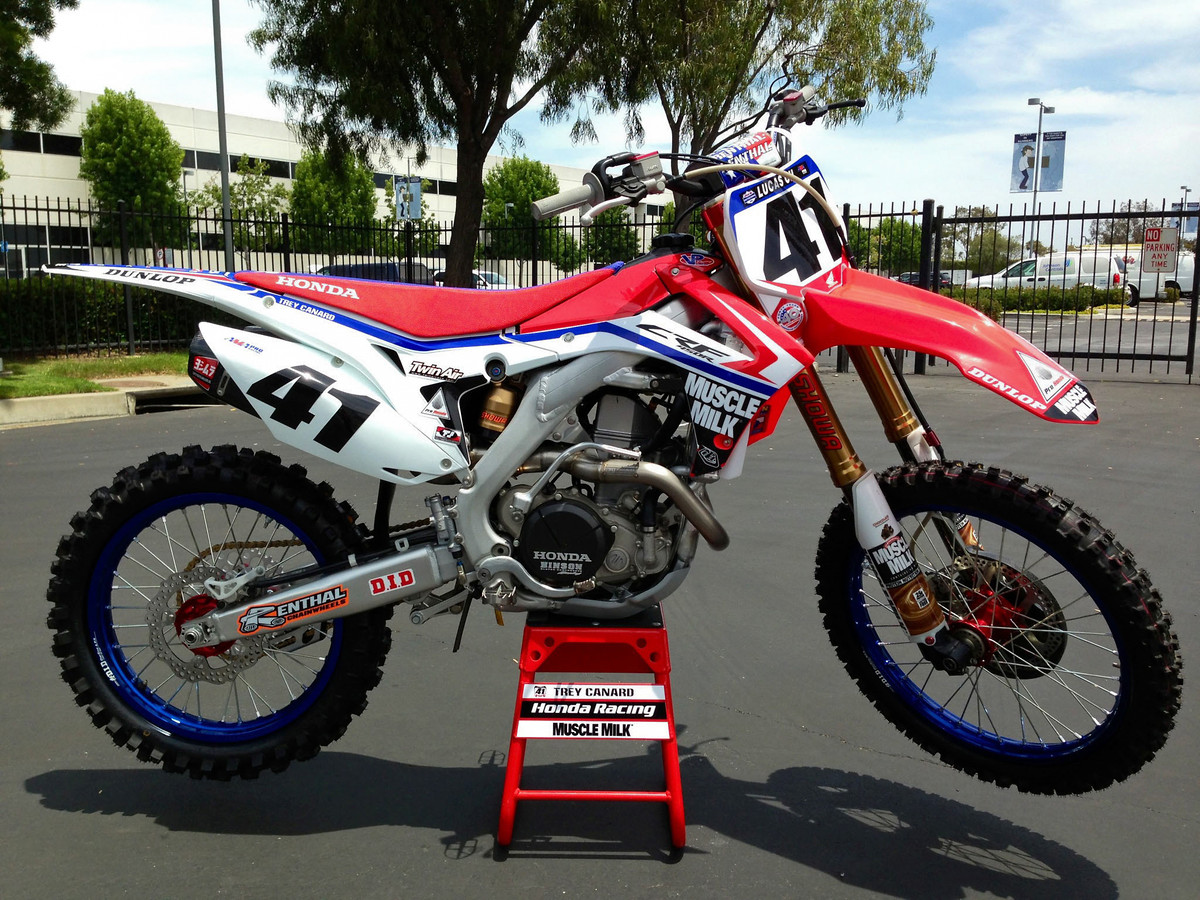 2018 Honda Trx 450 >> Team Honda's Red / White / Blue livery for this weekend... - Moto-Related - Motocross Forums ...