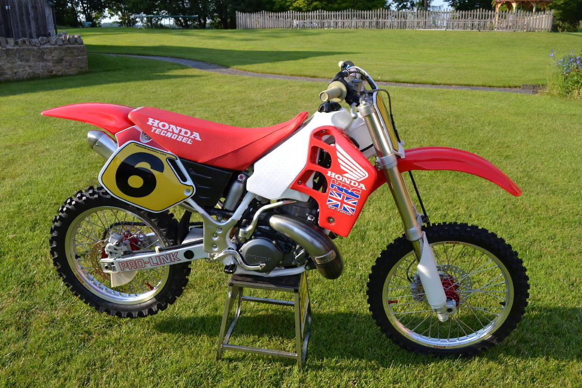 Rebuild Yamaha  Stroke