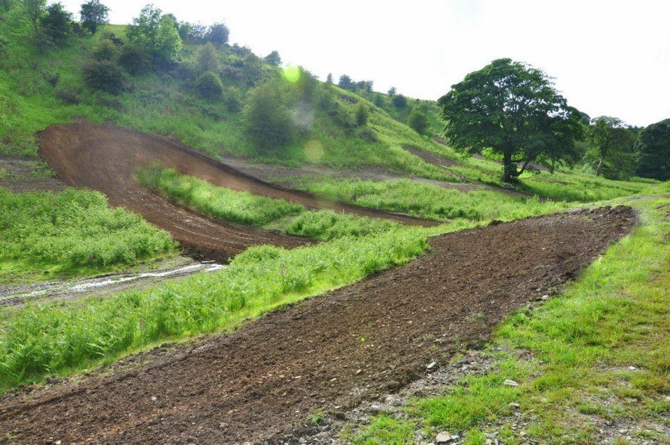 Motocross Track Design Uk