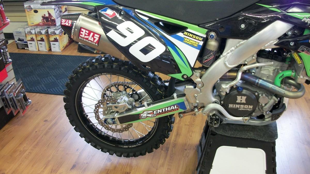 2013 Kx250f Custom Pro Race Bike For Sale Bazaar