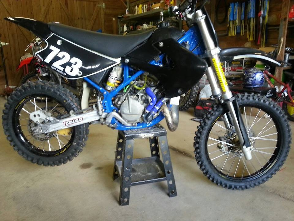 KX85 Top on KX100 Bottom End? - Tech Help/Race Shop - Motocross