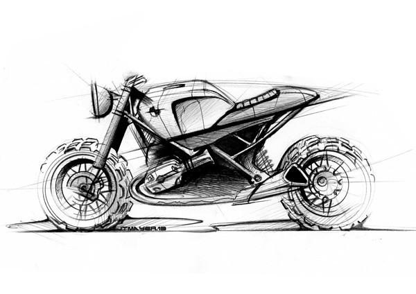 BMW Des Moines >> Lazareth Scrambler - BMW R1200 R - Non-Moto - Motocross ...