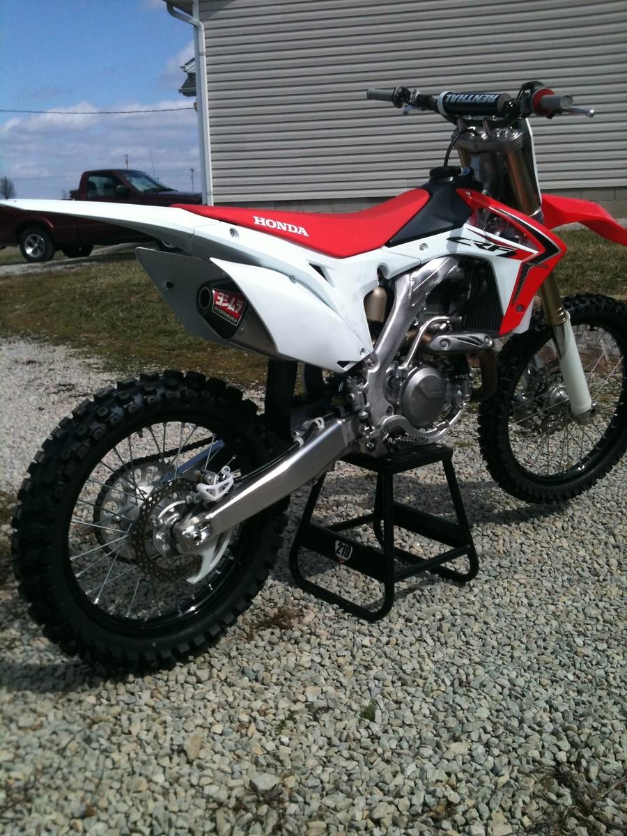 2013 Honda CRF450R For Sale • J&M Motorsports