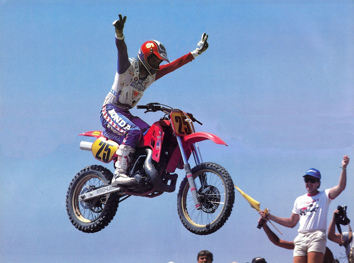 My Favorite Pictures Of Rick Johnson Moto Related