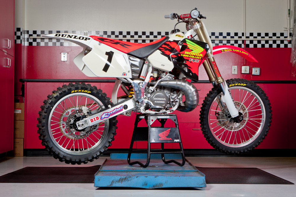 1997 1999 Honda Cr 250 Solitaire Motocross Graphics Dirt