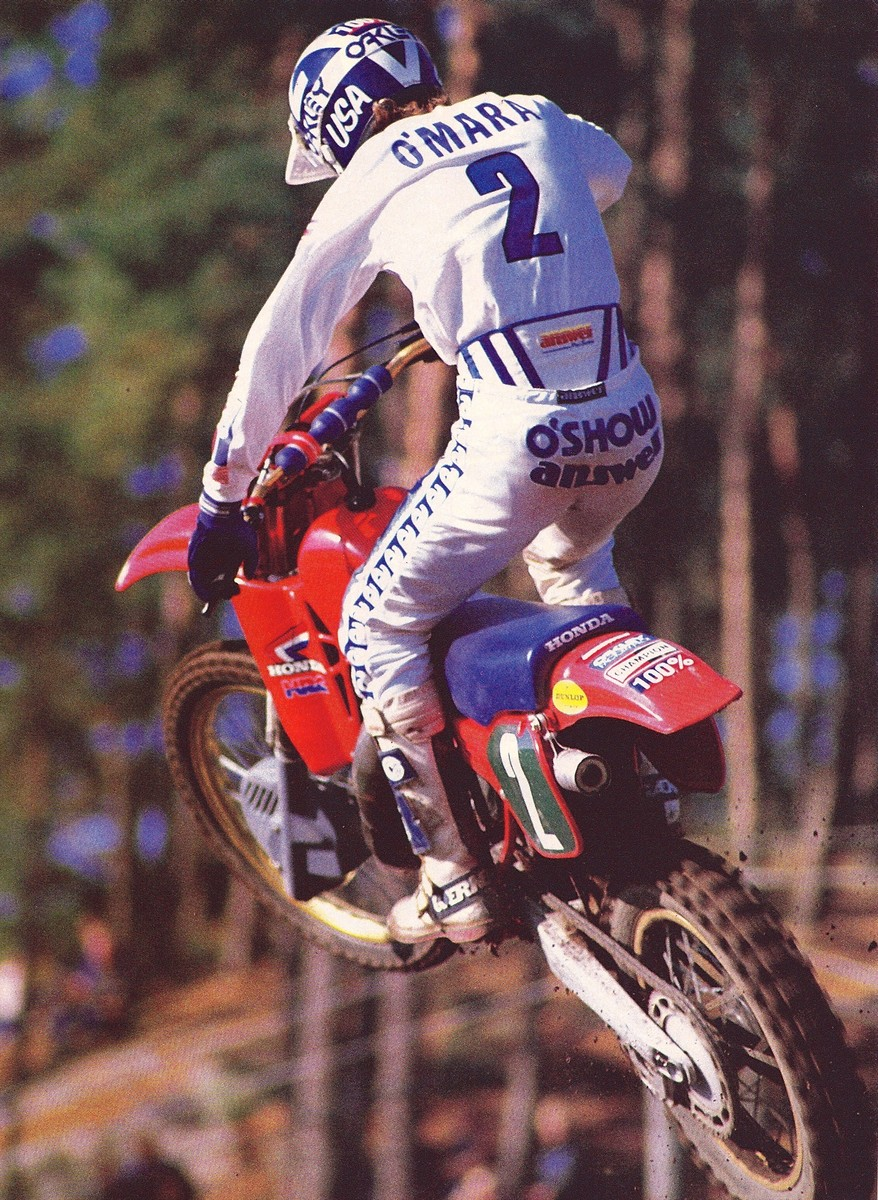 A Day With Johnny O Mara Moto Related Motocross Forums