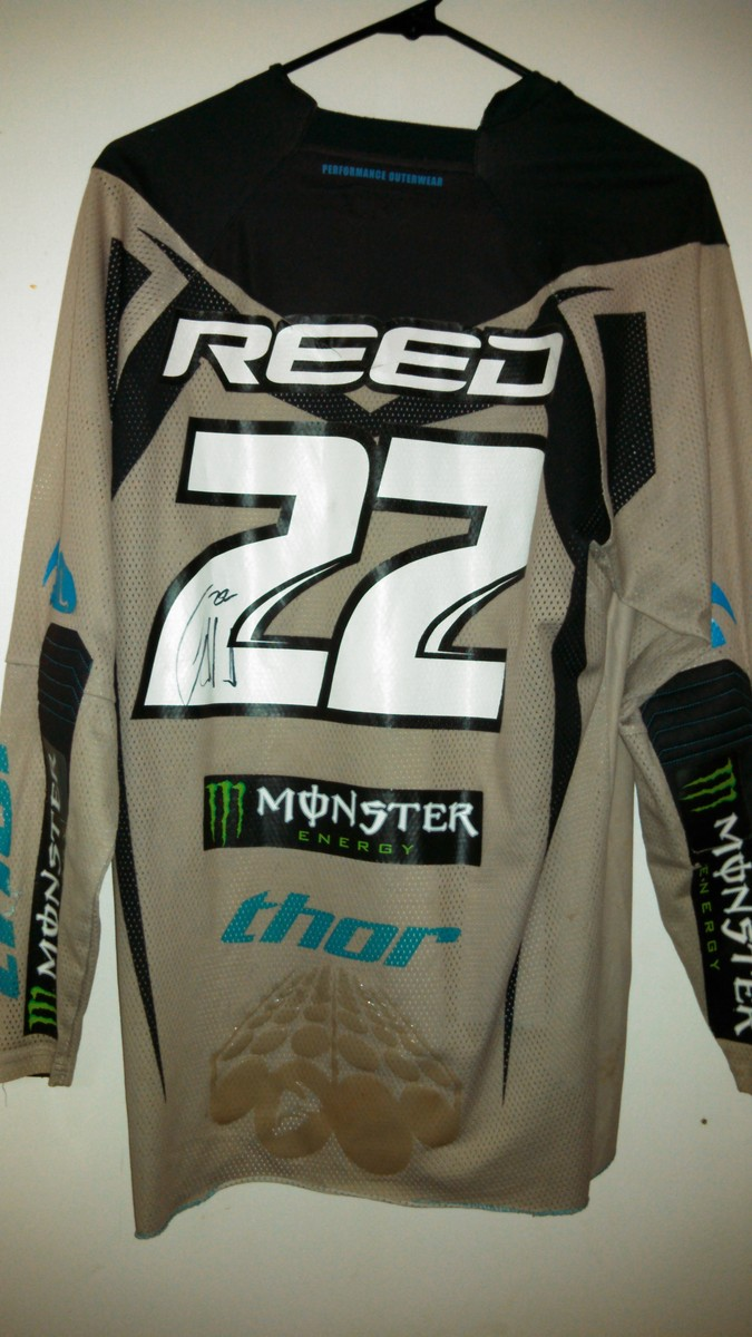 Chad Reed Memoribilia - Moto-Related - Motocross Forums / Message ...