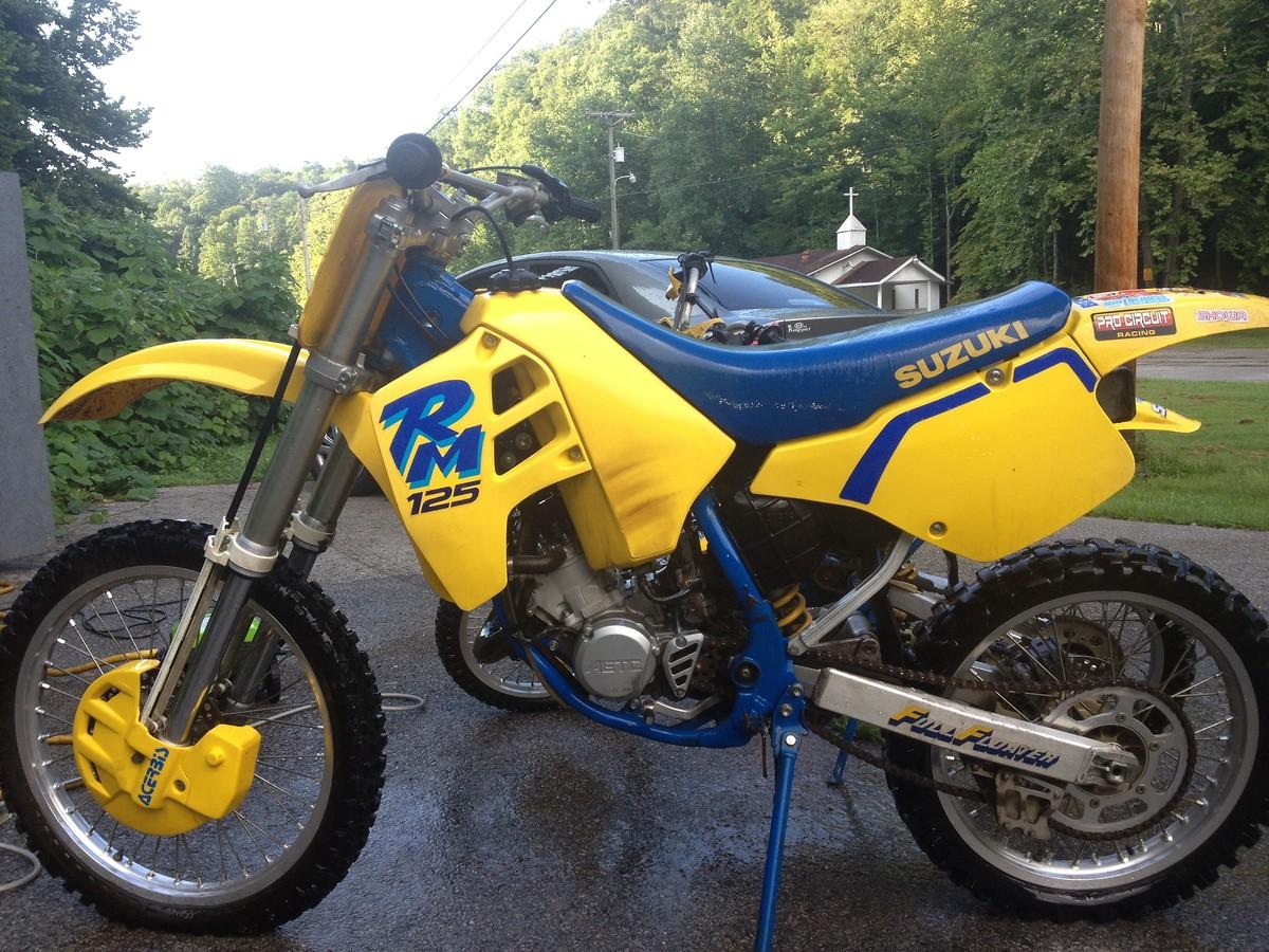 Suzuki Rm  For Sale Uk
