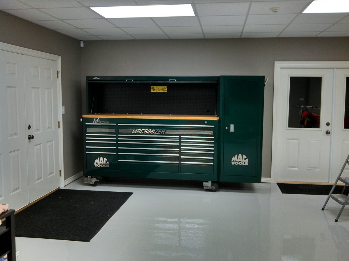Shopping for a tool box, help! [Archive] - The Garage Journal Board